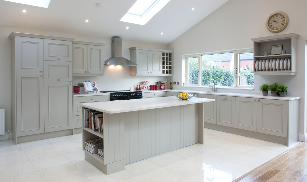 All white kitchens is this trend here to stay modernize - All about kitchens ...